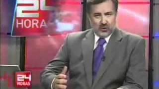 Canal 24 Horas Chile - Inicio de Transmisiones.avi