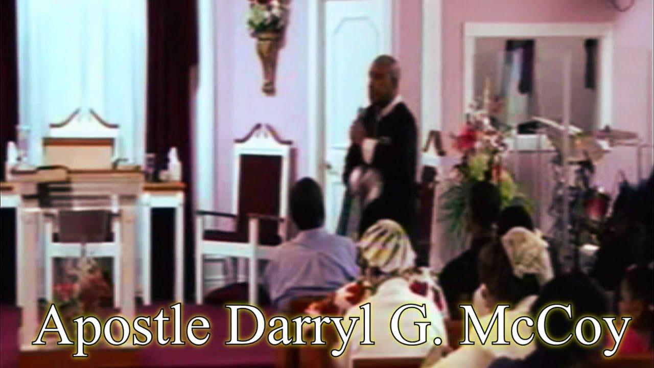apostle darryl mccoy `wait on god`  apostle darryl mccoy `god s benefits` 2016 11 18