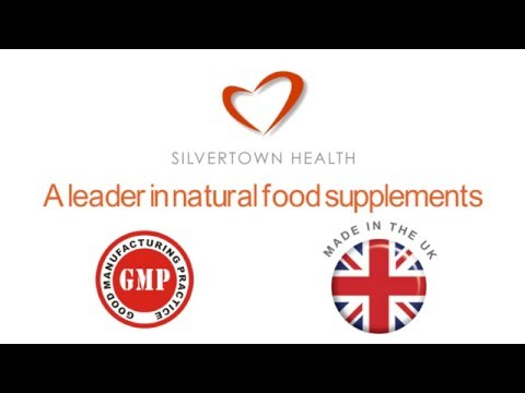 Silvertown Health Whole Food Supplements