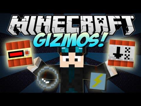 Minecraft | GIZMOS! (Useful Gadgets & MOAR TNT!) | Mod Showcase [1.5.2]