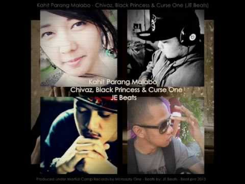 Kahit Parang Malabo - Chivaz, Black Princess & Curse One (JE Beats)