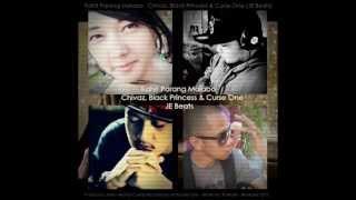 Repeat youtube video Kahit Parang Malabo - Chivaz, Black Princess & Curse One (JE Beats)