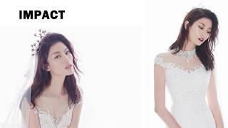 [웨딩드레스] 유니크한 디자인으로 사랑받는 아비가일 2…