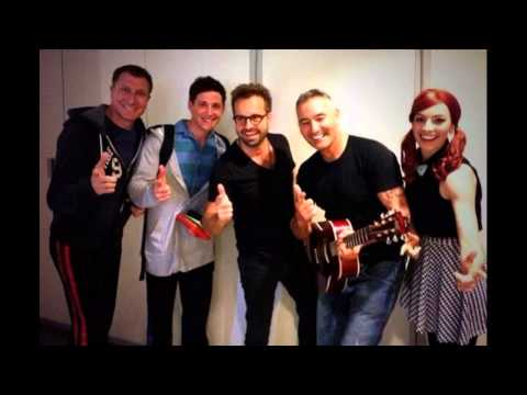 Alfie Boe - Saturday Cafe with Laura Smith with a bit of The Wiggles Aug 17 2013