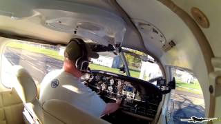 Private Pilot Departure From Class C Airspace W ATC Green Bay WI To Shawano WI