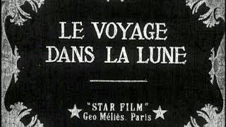 Viaggio nella Luna (Le Voyage dans la Lune) di Georges Méliès, 1902