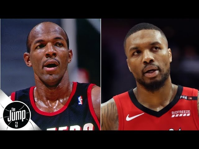What Damian Lillard must do to be the best Blazer of all time | The Jump