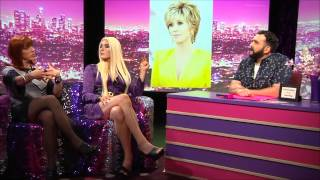 Coco Peru: Look at Huh on Hey Qween with Jonny McGovern