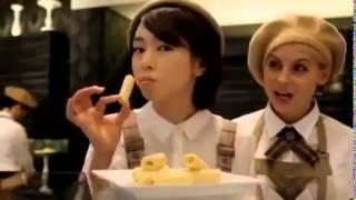 桐谷美玲 CM ブルボン プチシリーズ プチクマ出会い篇 ☆桐谷美玲 CM集 ....