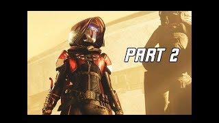 Destiny 2 Curse of Osiris Walkthrough Part 2 - Beyond Infinity (Expansion I DLC PS4 Pro 4K)