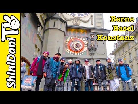 XB GENSAN - Trip to Berne, Basel and Konstanz