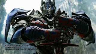 22. Steve Jablonsky - Leave Planet Earth Alone Transformers 4 - The Score (Soundtrack)