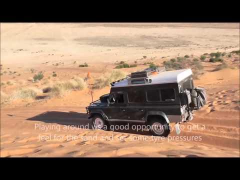 Simpson Desert 2014