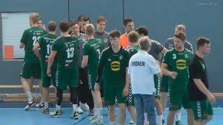Videozusammenfassung A-Jugend: TSV GWD Minden e.V. - SC DHfK Leipzig