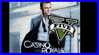 James Bond (Casino Royale) - GTA 5 Remake/Parody