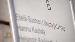 Etelä-Suomen Liikunta ja Urheilu ry, ESLUn, esittelyvideo