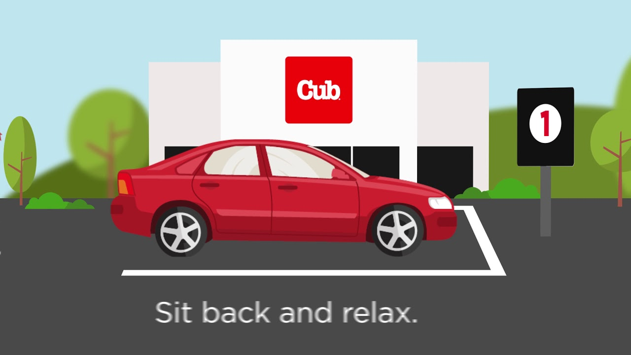 Store Pickup | Click and Collect | Grocery Shopping | Cub Foods