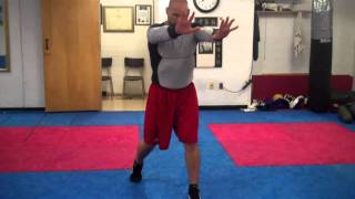 Learn how to throw a Jab and Cross in under 3 minutes