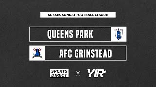 Highlights | Queen's Park v AFC Grinstead | 07.05.21