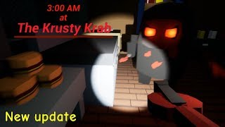 New update: 3:00 AM at The Krusty Krab Video