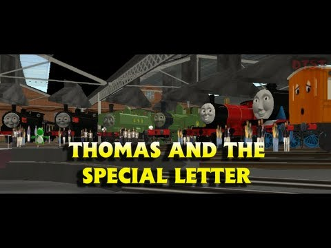 thomas and the special letter and the special letter 20219