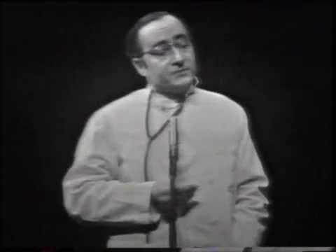 Fons Jansen  Huisarts conference 1968