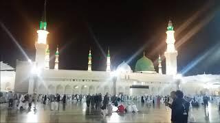 merdunya adzan subuh di masjid nabawi full