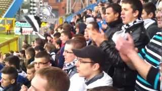 Charleroi - Saint Nicolas 3-1 (Merci les Zèbres)