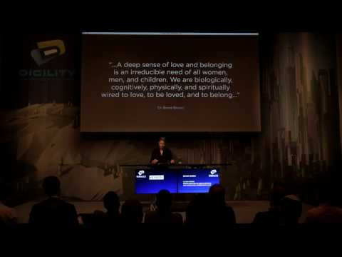 "DIGILITY 2016: Alysha Naples (Formerly Magic Leap) ""Beyond Screens"""