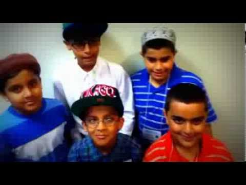 Group of kids tell us their favorite part of Jalsa Canada