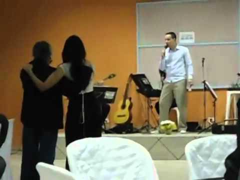 Esposo canta para Esposa - Foi Deus (1 ano de casamento)