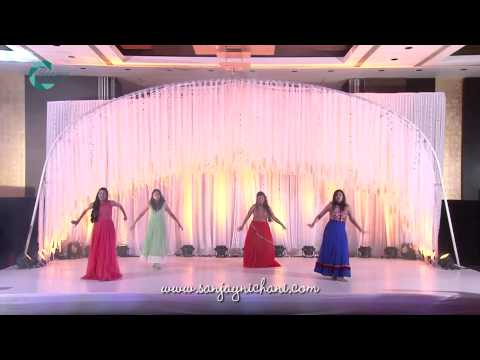 VinAyesha Sangeet | Dance Performance