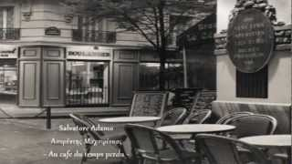 Λ.Μαχαιρίτσας & S.Adamo ~ Au Cafe du Temps Perdu Mp3