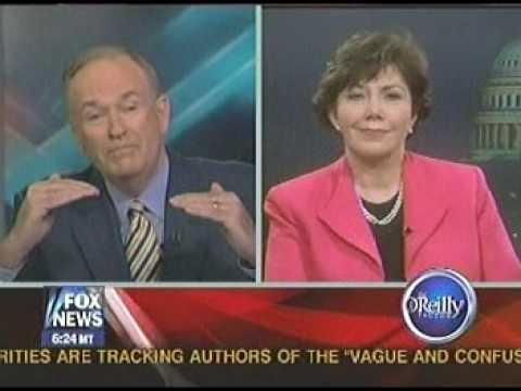 O'Reilly & Linda Chavez immigration discussion - YouTube
