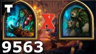 Hearthstone: Kobolds & Catacombs Shaman vs Frostfur [02] (9563)