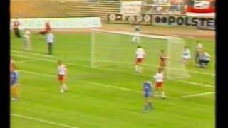 BL 86/87 - Bayer Leverkusen vs. FC Schalke 04
