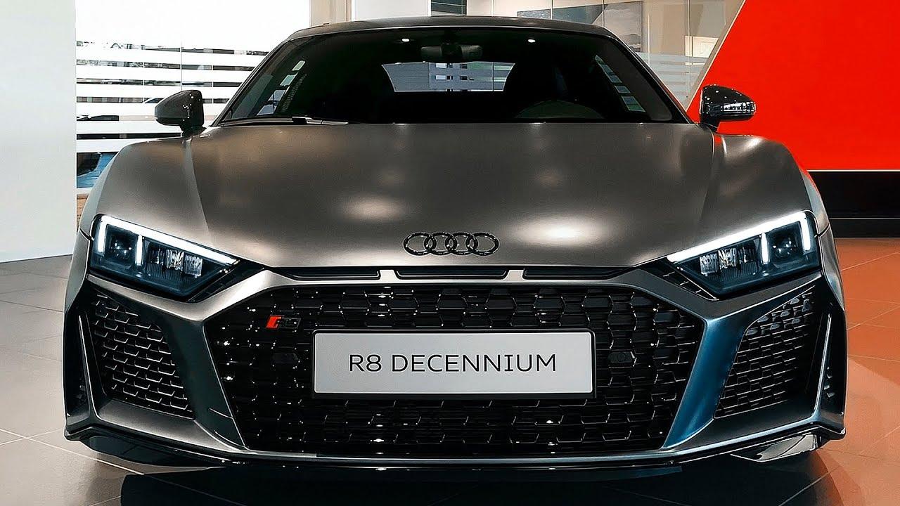 Audi R8 V10 Decennium 2020 Limited Edition R8