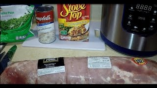 Pressure Cooker Stuffed Pork Chops Elite