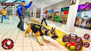 US Police Dog Simulator 3D - Dog Simulator Games Android - Android Gameplay