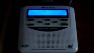 NOAA Weather Radio - EAS #778: Flash Flood Warning (6/28/2013)