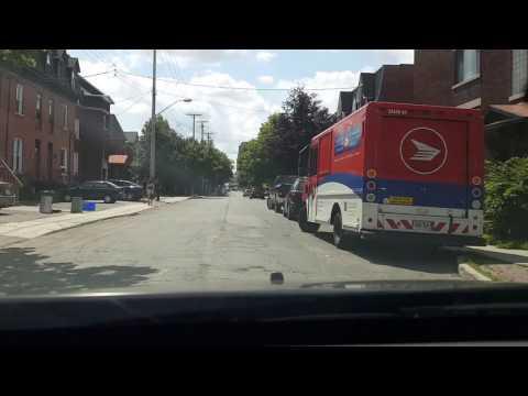 Driving Around Ottawa In July 2017
