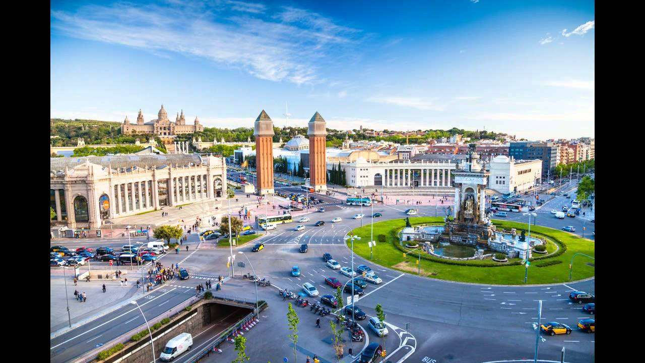 Hotel roma reial in barcelona katalonien spanien - Hotel reial barcelona ...
