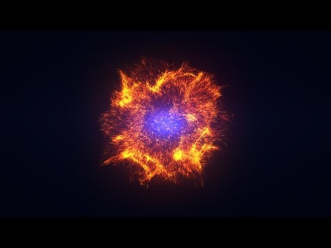 After Effects Tutorial: Particular Explosions!