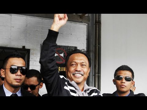 Yusof Apdal's remand extended for two days