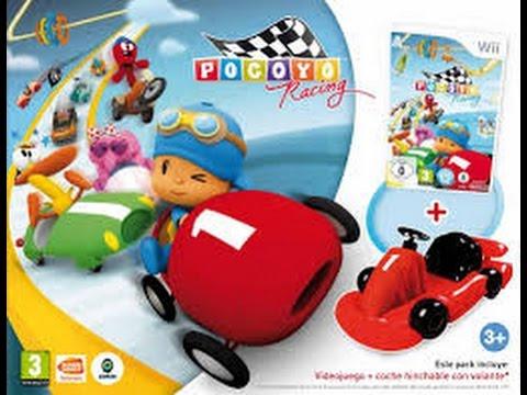Pocoyo Racing 5 Pocoio Corrida 5 Pocoio Carrera 5 Youtube