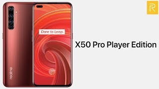 Realme X50 Pro Player Edition –  доступный ИГРОВОЙ смартфон