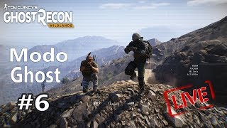 LIVE - Ghost Recon Wildlands - Modo Ghost #6