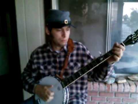 I'll Fly Away - Clawhammer banjo