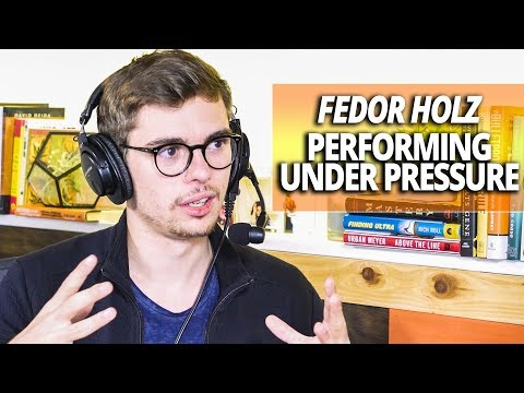 Performing Under Pressure with High Stakes Poker Champion Fedor Holz and Lewis Howes