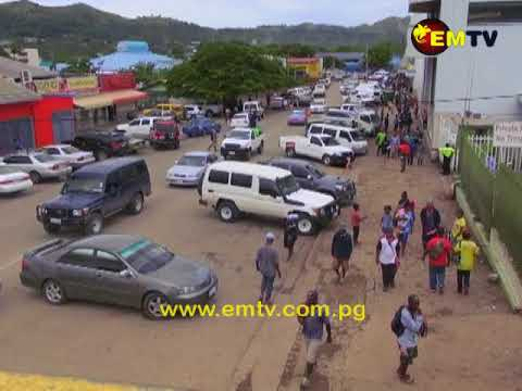 Port Moresby's Weekly Crime Rate Update
